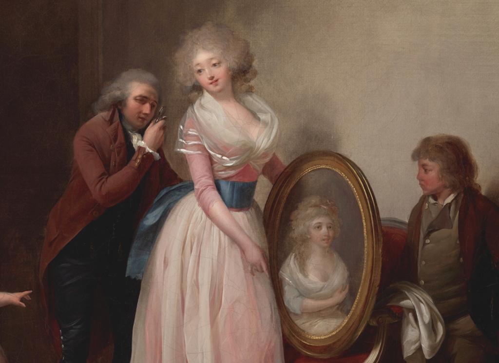 Louis-Léopold Boilly : peintre de la société parisienne de Louis XVI à Louis-Philippe Louis_82