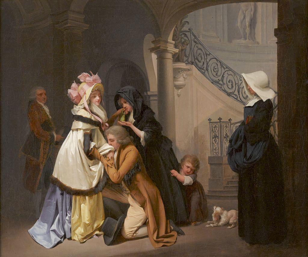 Louis-Léopold Boilly : peintre de la société parisienne de Louis XVI à Louis-Philippe Louis_84