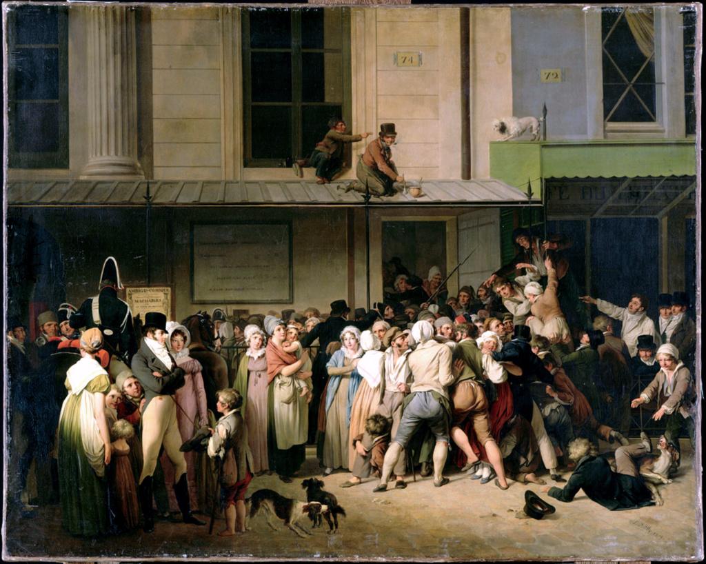 Louis-Léopold Boilly : peintre de la société parisienne de Louis XVI à Louis-Philippe Louis_85