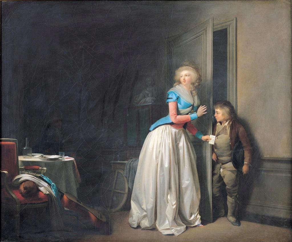Louis-Léopold Boilly : peintre de la société parisienne de Louis XVI à Louis-Philippe Louis_86