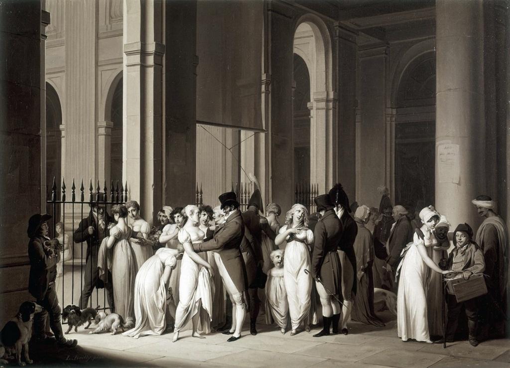 Louis-Léopold Boilly : peintre de la société parisienne de Louis XVI à Louis-Philippe Louis_87