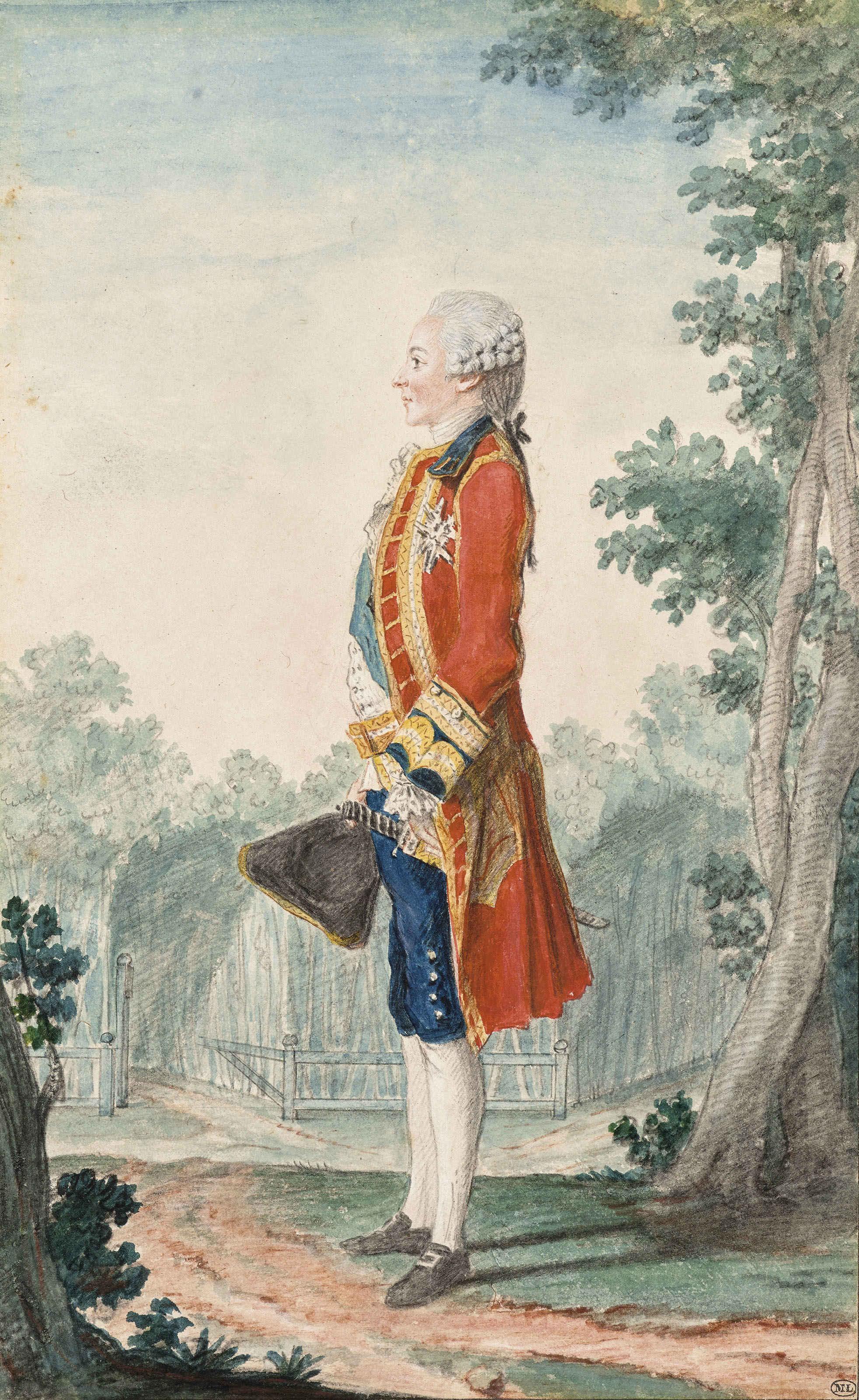Louis-Philippe d'Orléans, duc de Chartres, puis duc d'Orléans (1785-1790), dit Philippe Égalité - Page 5 Louis_99
