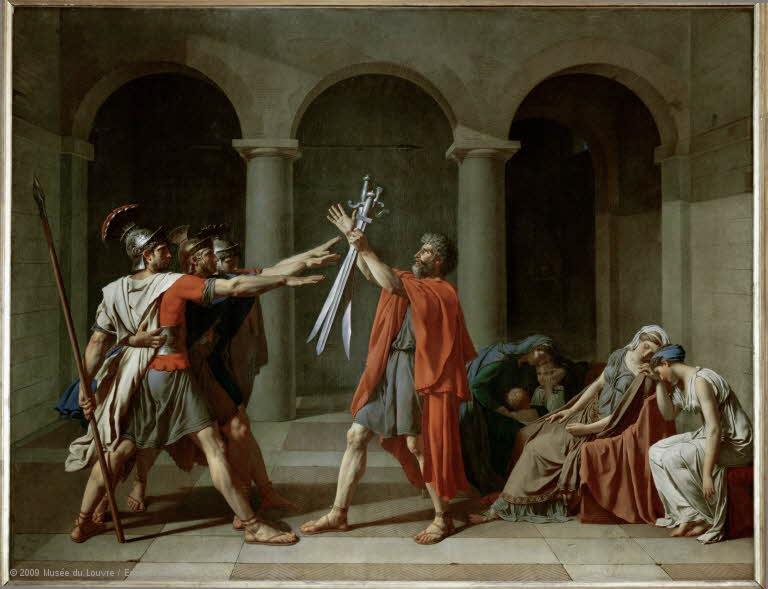 Les Drouais, artistes peintres de père en fils : Jean, Hubert, François-Hubert et Jean-Germain Drouais Louvre24