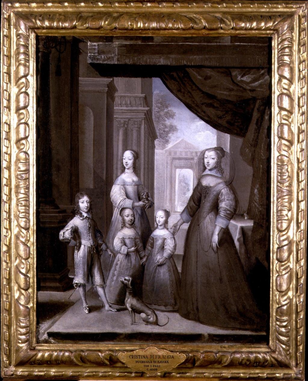 Le Palais Madame à Turin (Palazzo Madama, Torino) M0001510