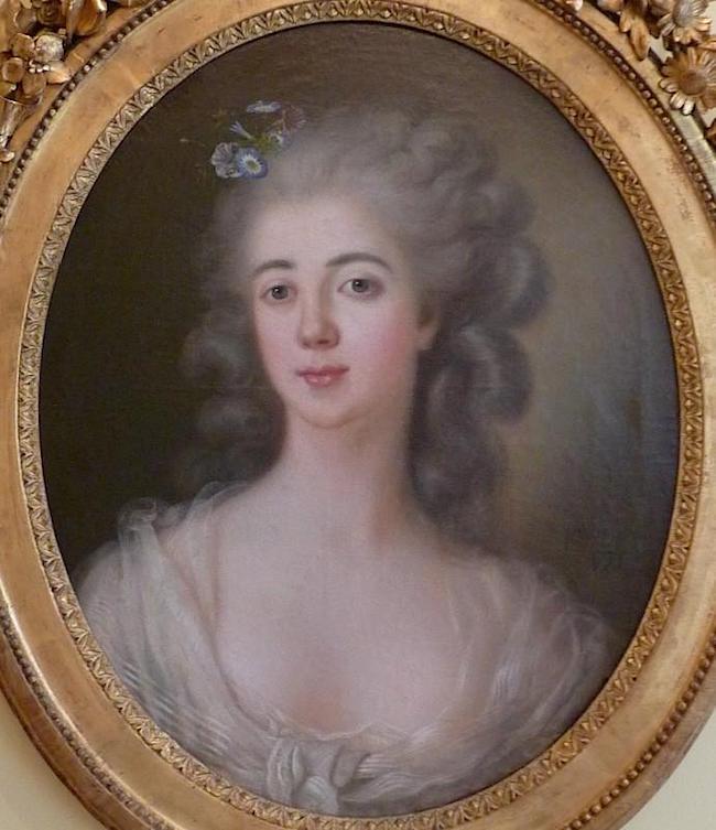 Mademoiselle Rosalie Duthé M0265810
