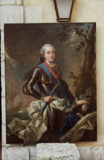 Louis-Jean-Marie de Bourbon, duc de Penthièvre, beau-père de la princesse de Lamballe - Page 3 M0708010