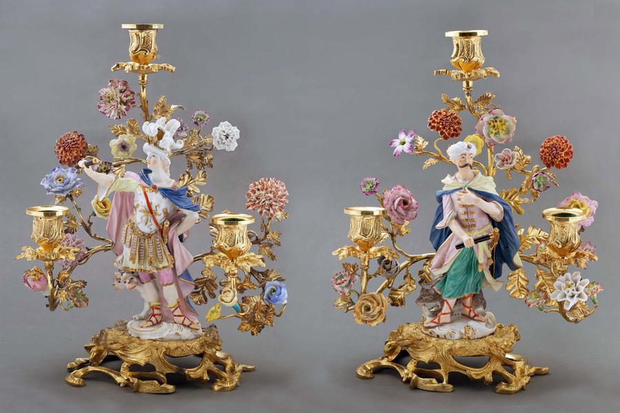 Visite de la Fondation Accorsi - Ometto, musée des arts décoratifs (Turin) : le Cognacq-Jay turinois M_c5f710