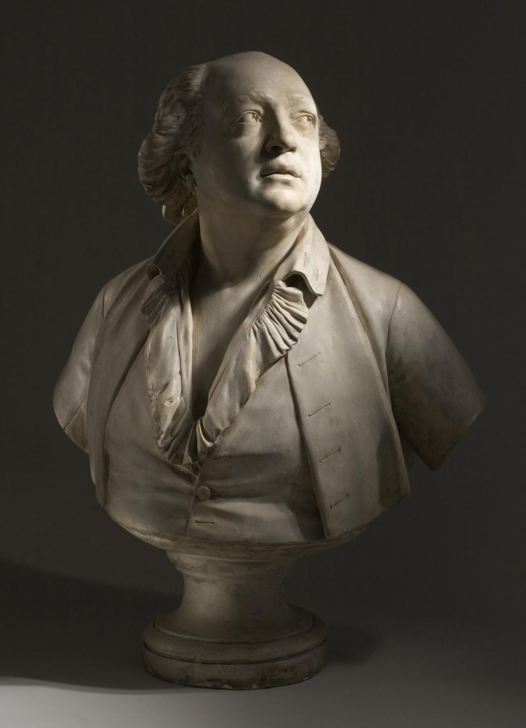 Jean-Antoine Houdon, le sculpteur des Lumières Ma-15010