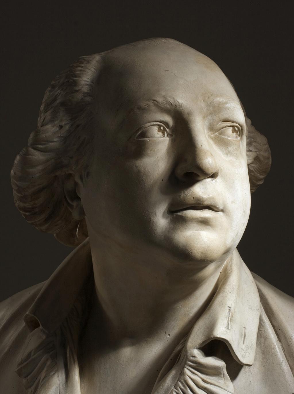 Jean-Antoine Houdon, le sculpteur des Lumières Ma-15011