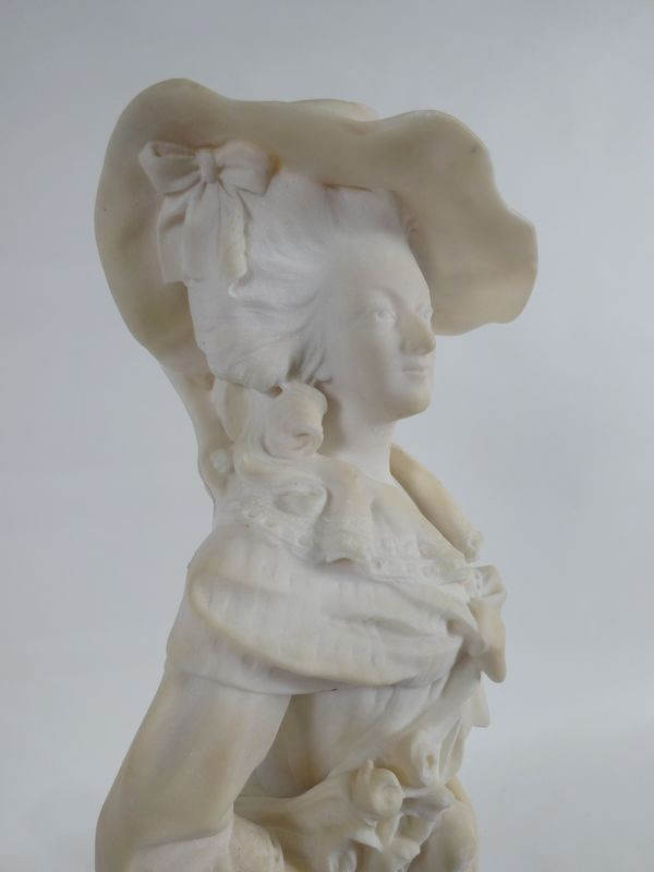 Marie-Antoinette par Jacques Boéro, statues et statuettes Ma_210