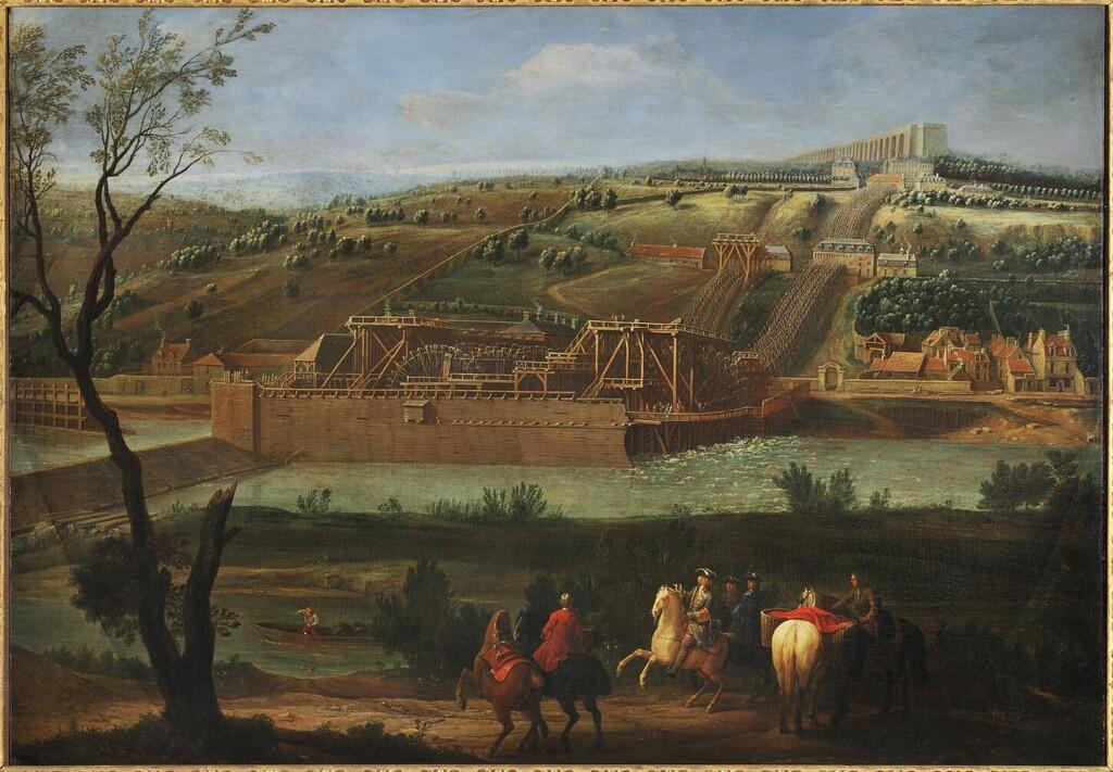 Le domaine et château de Marly - Page 4 Machin10