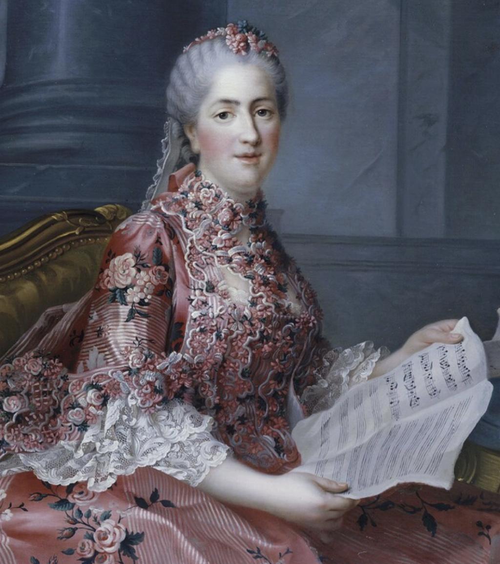 Sophie de France, dite Madame Sophie, tante de Louis XVI Madame13