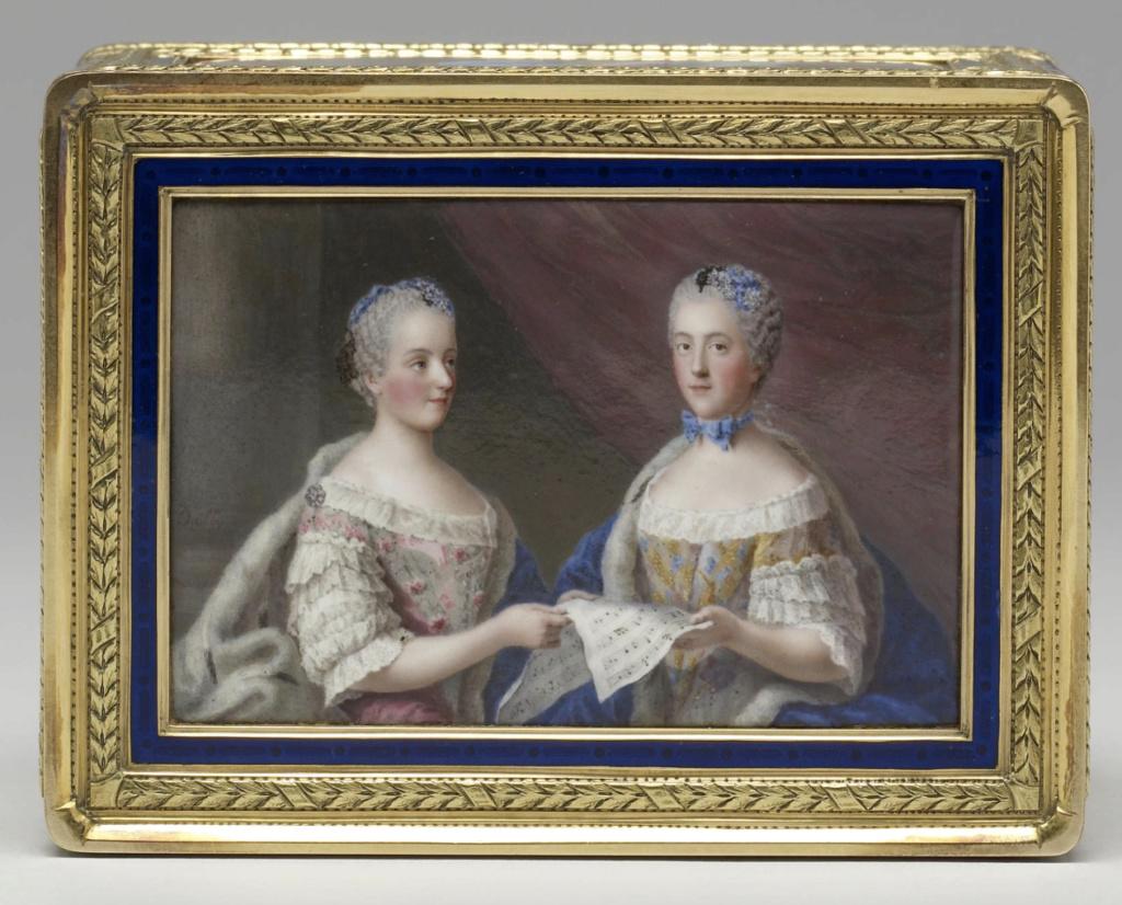 Sophie de France, dite Madame Sophie, tante de Louis XVI Madame14