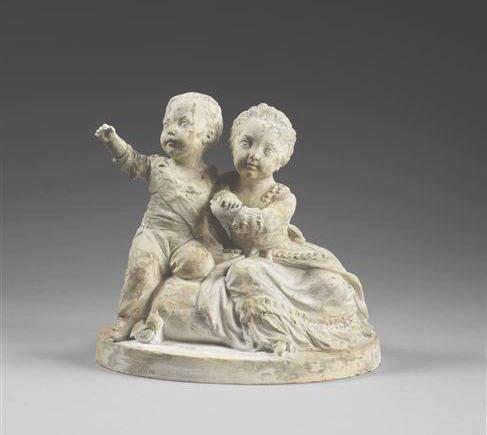 Portraits en buste et sculptures de Madame Royale Madame16