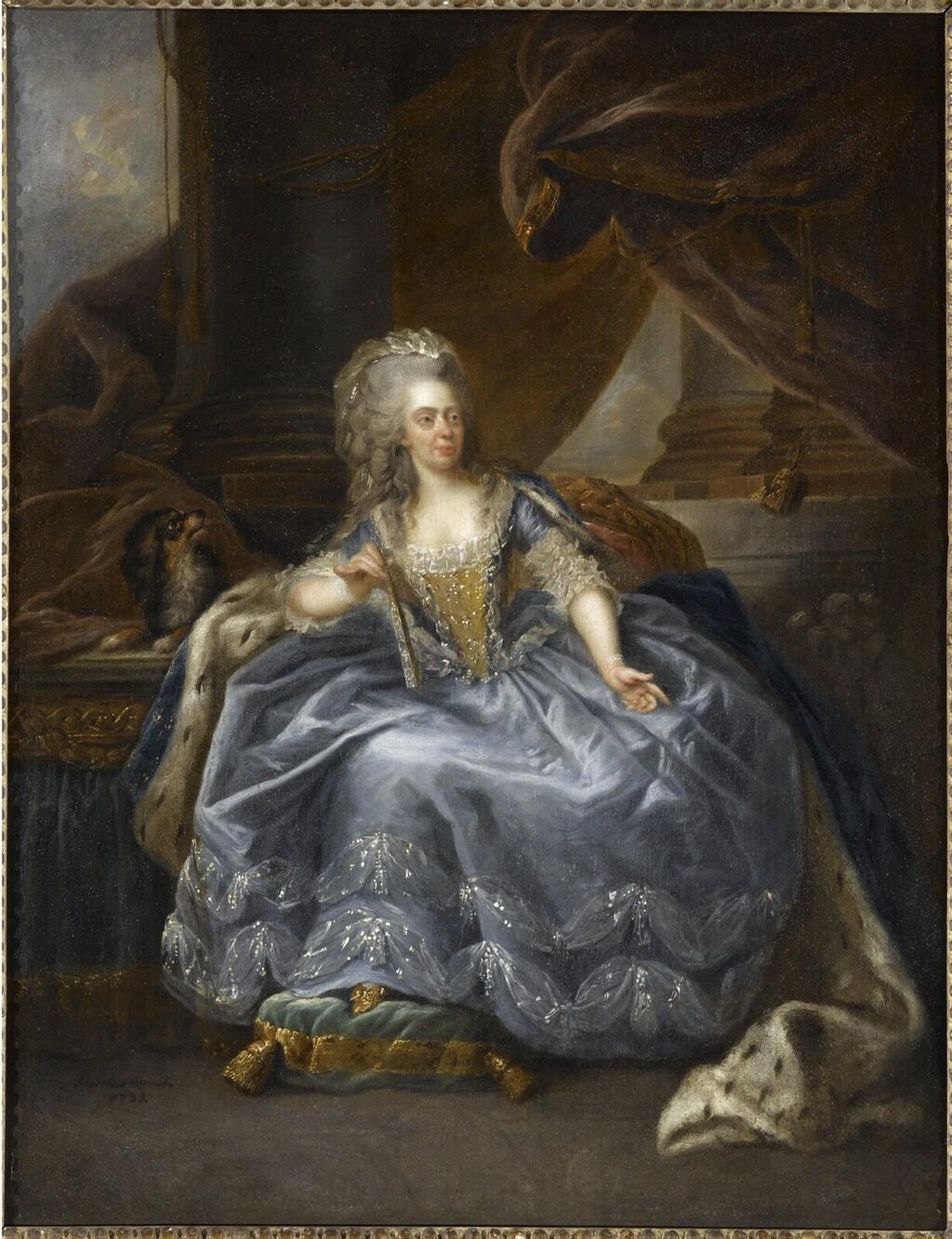 Marie-Adélaïde de France, dite Madame Adélaïde - Page 2 Madame42