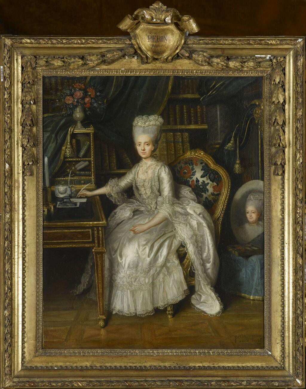 Marie-Adélaïde de France, dite Madame Adélaïde - Page 3 Madame43