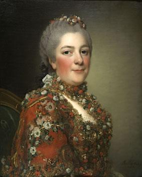Robes du XVIIIe siècle - Page 3 Madame45