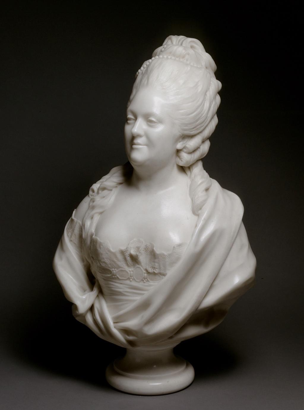 Jean-Antoine Houdon, le sculpteur des Lumières Madame46
