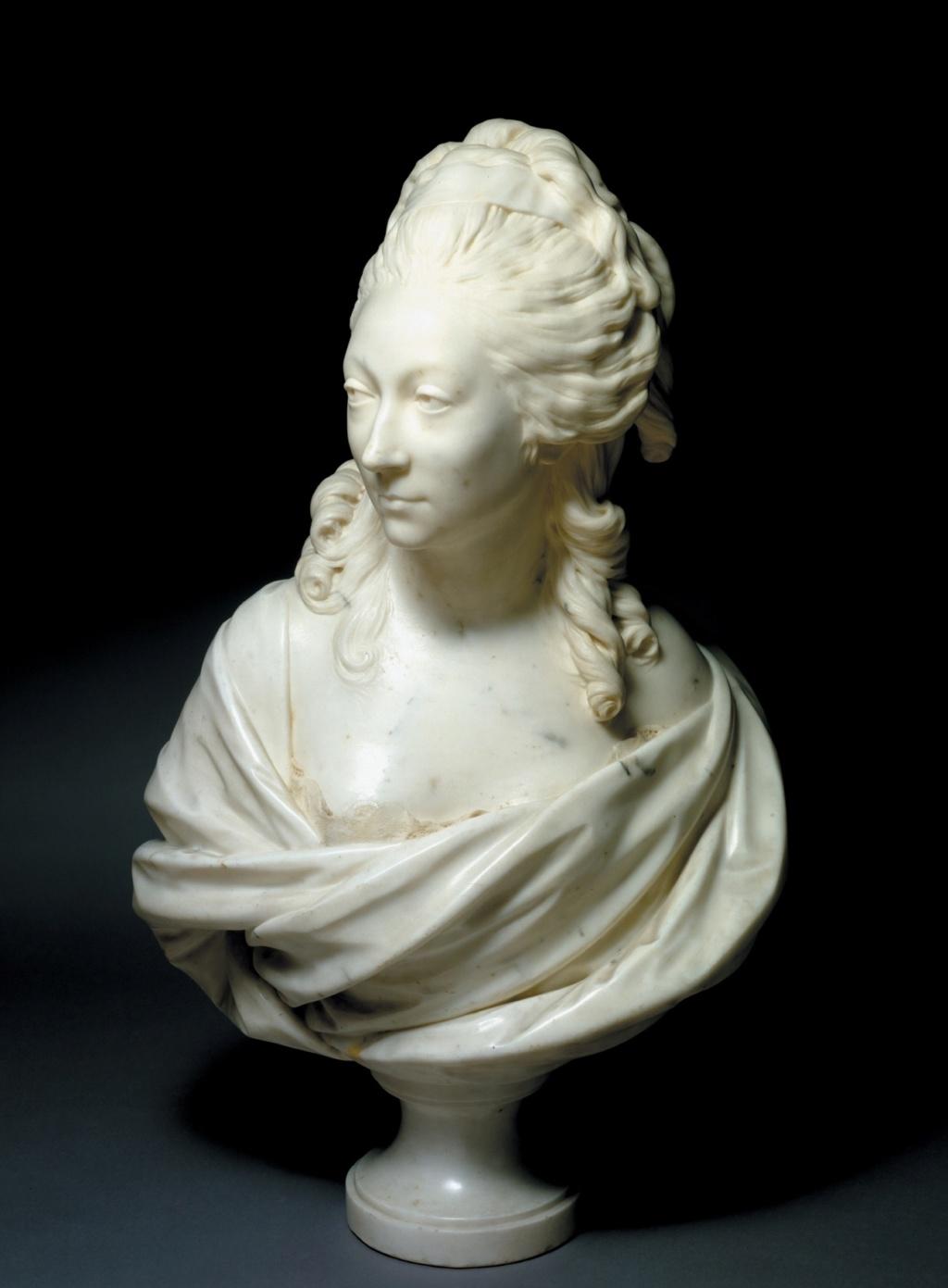 Jean-Antoine Houdon, le sculpteur des Lumières Madame48