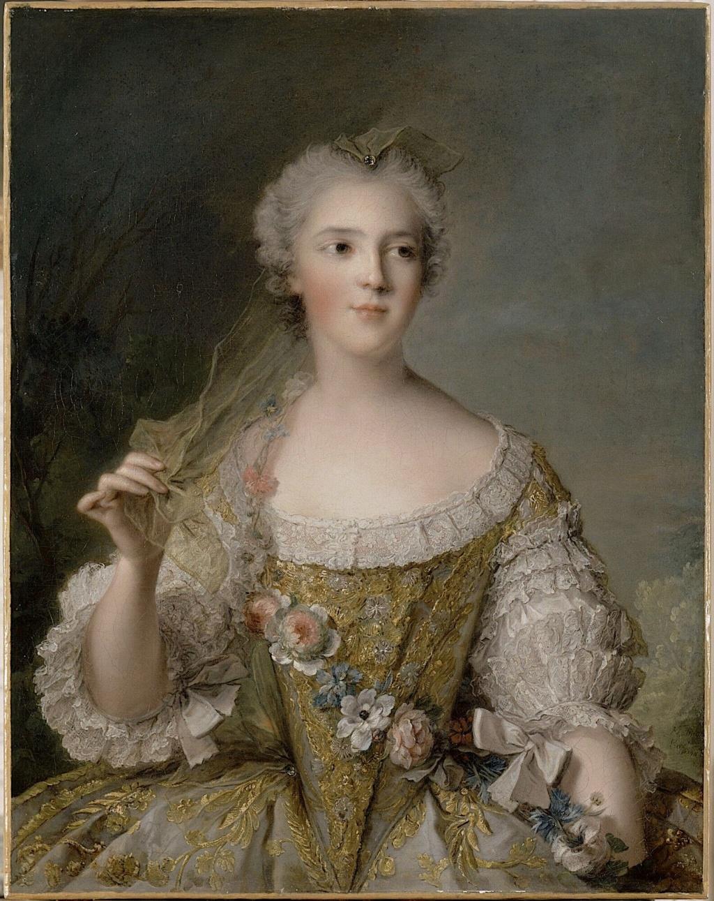 Sophie de France, dite Madame Sophie, tante de Louis XVI Madame49