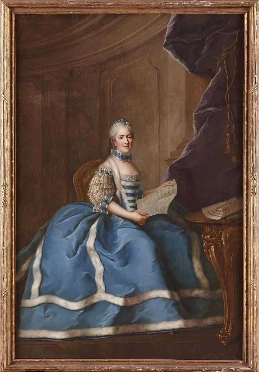 Sophie de France, dite Madame Sophie, tante de Louis XVI Madame50