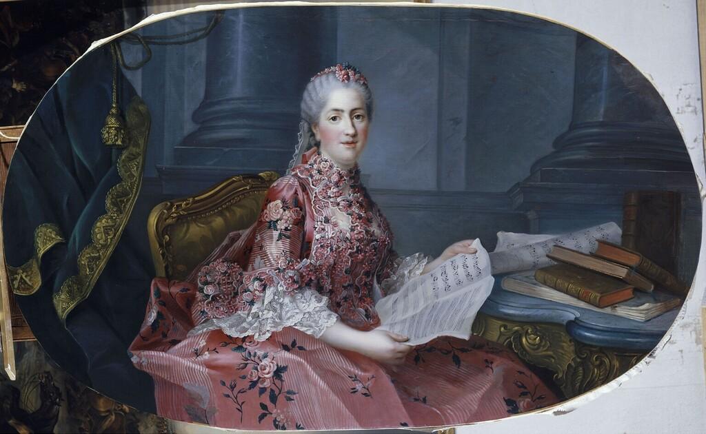 Sophie de France, dite Madame Sophie, tante de Louis XVI Madame51