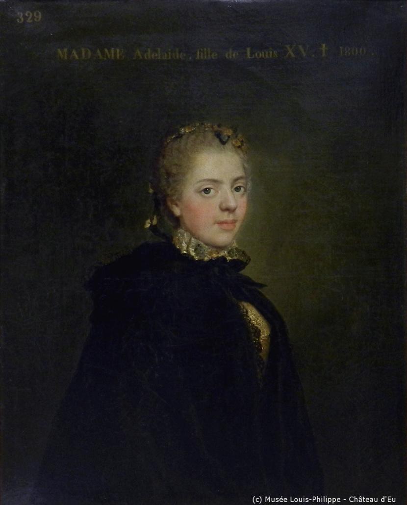 Marie-Adélaïde de France, dite Madame Adélaïde - Page 3 Madame54