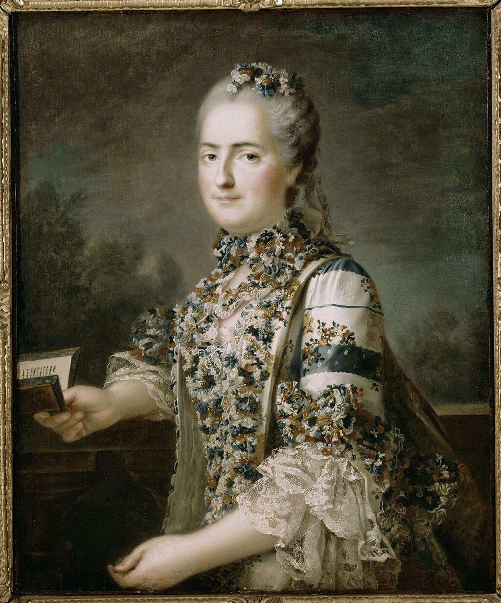 Louise-Marie de France, dite Madame Louise Madame55