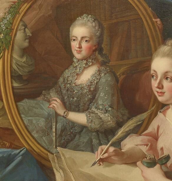 Louise-Marie de France, dite Madame Louise Madame58