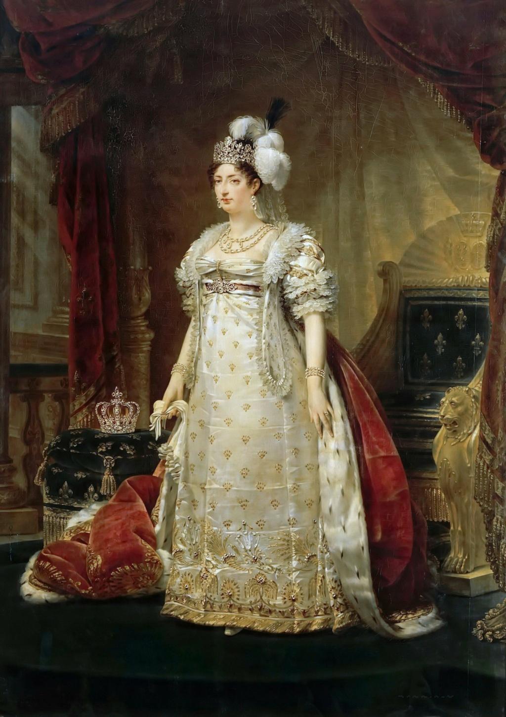 Bijoux de Marie-Antoinette : bracelets de diamants  - Page 2 Madame77