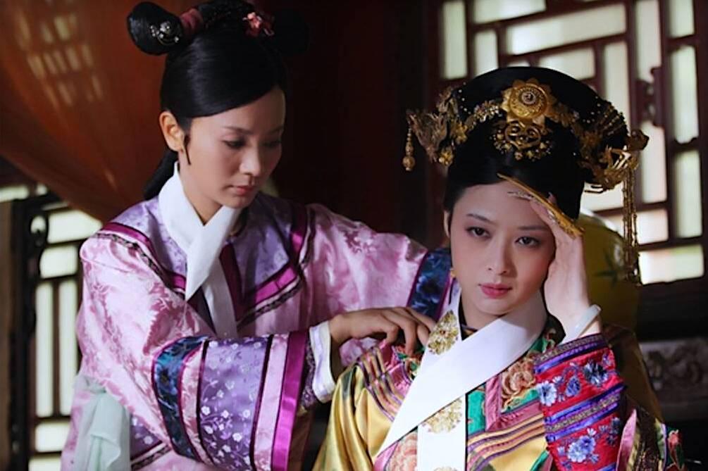 Série : The Legend of Zhen Huan (Empresses in the Palace), les atours de l'aristocratie chinoise au XVIIIe siècle Main10