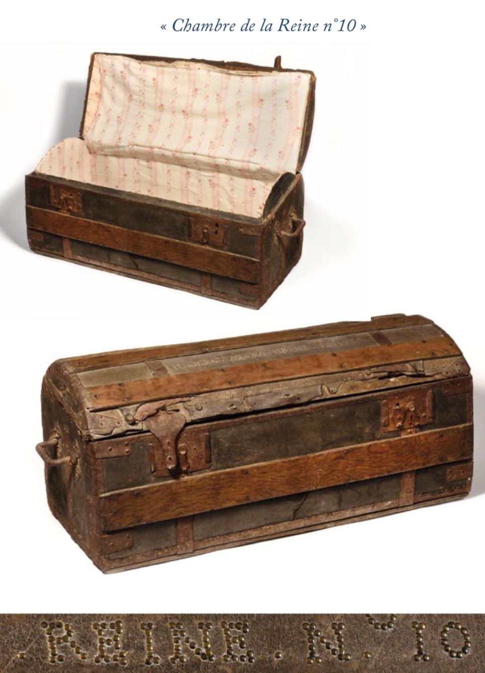 Malles et coffres de voyage de Marie-Antoinette Malle_10