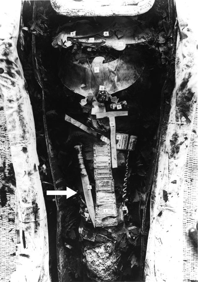 Exposition : Toutânkhamon, le Trésor du Pharaon (Paris) Maps1210
