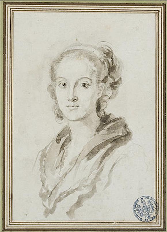 Gérard - L'artiste peintre Marguerite Gérard Margue10