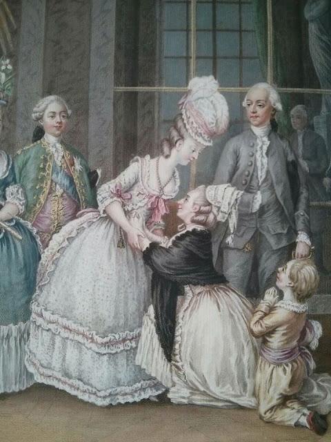 Marie-Antoinette par Charles-Henri des Fossés (Desfossés) ou Desfossez Maria-13