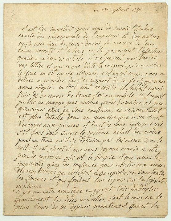 La correspondance de Marie-Antoinette avec le comte de Mercy-Argenteau - Page 2 Marie-15