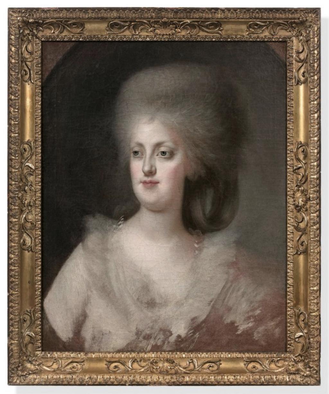 Portraits de Marie Caroline d'Autriche, reine de Naples et de Sicile - Page 4 Marie-22