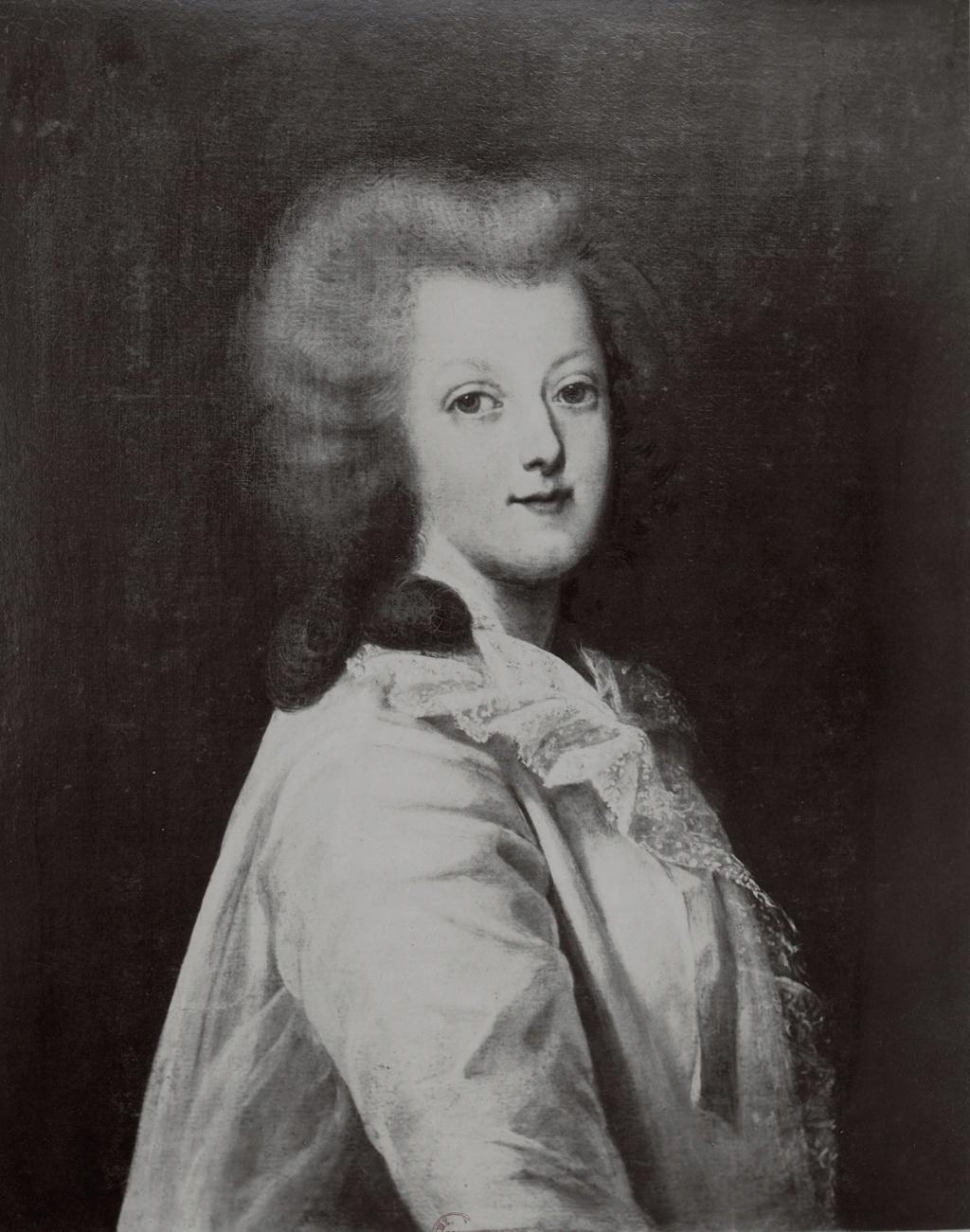 Marie-Joséphine de Savoie, comtesse de Provence - Page 8 Marie-48