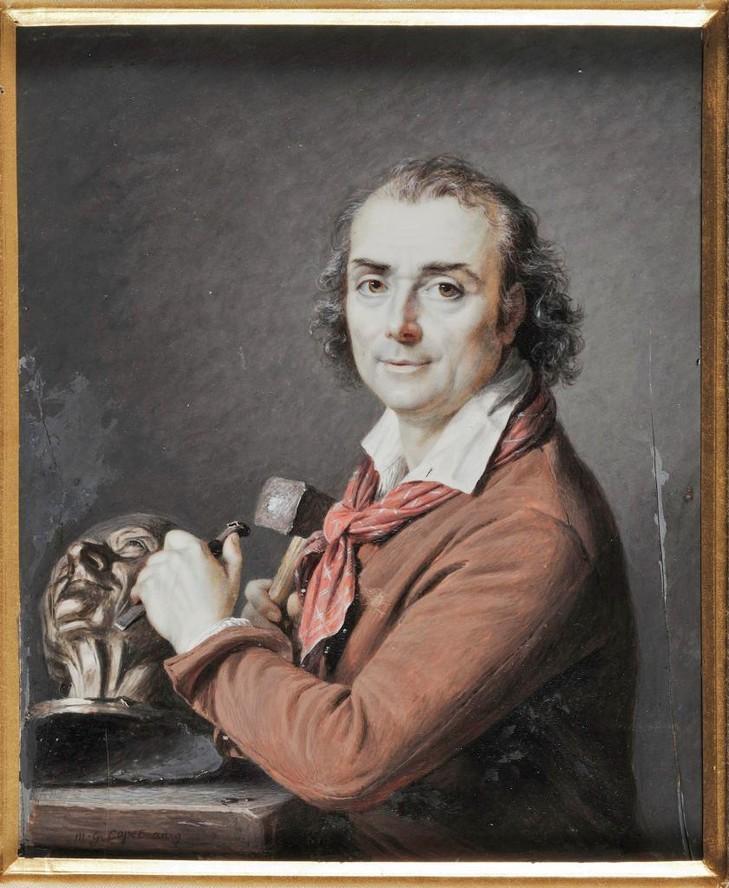 Jean-Antoine Houdon, le sculpteur des Lumières Marie-54