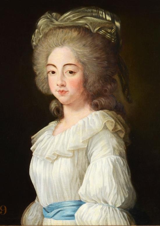 Exposition « L'anti Marie-Antoinette : Marie-Joséphine Louise de Savoie » à la chapelle expiatoire Marie-66