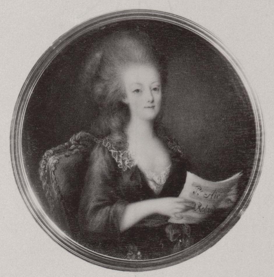 Campana - Marie-Antoinette par Ignazio-Pio-Vittoriano (Ignace-Jean-Victor) Campana Marie-78