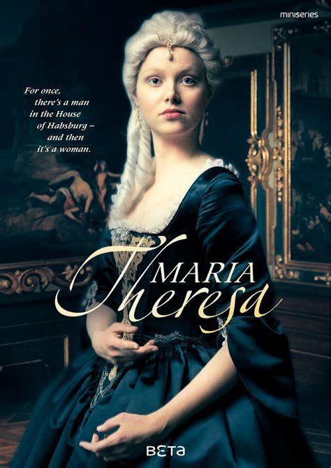 La minie série (4 épisodes), Marie-Thérèse d'Autriche  Marie129