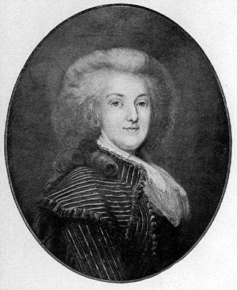 wertmuller - Marie-Antoinette en habit de chasse, ou chemise blanche, par Wertmüller (1788) Marie510