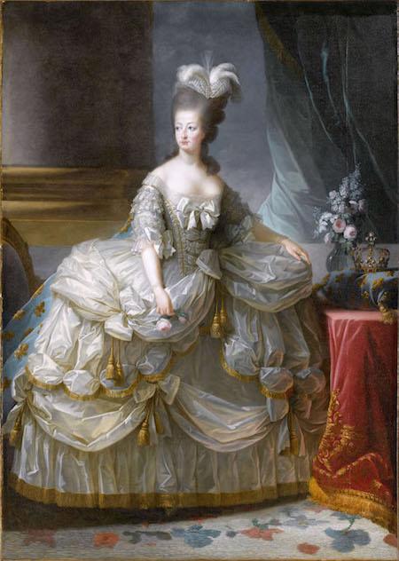 Les cadres français du XVIIIe siècle et leurs ornements Marie_24