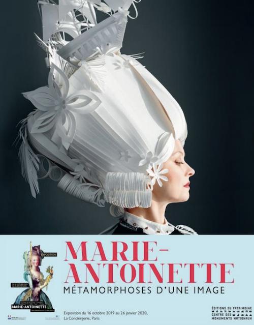 Catalogue de l'exposition : Marie-Antoinette, métamorphoses d'une image (La Conciergerie, Paris) Marie_24
