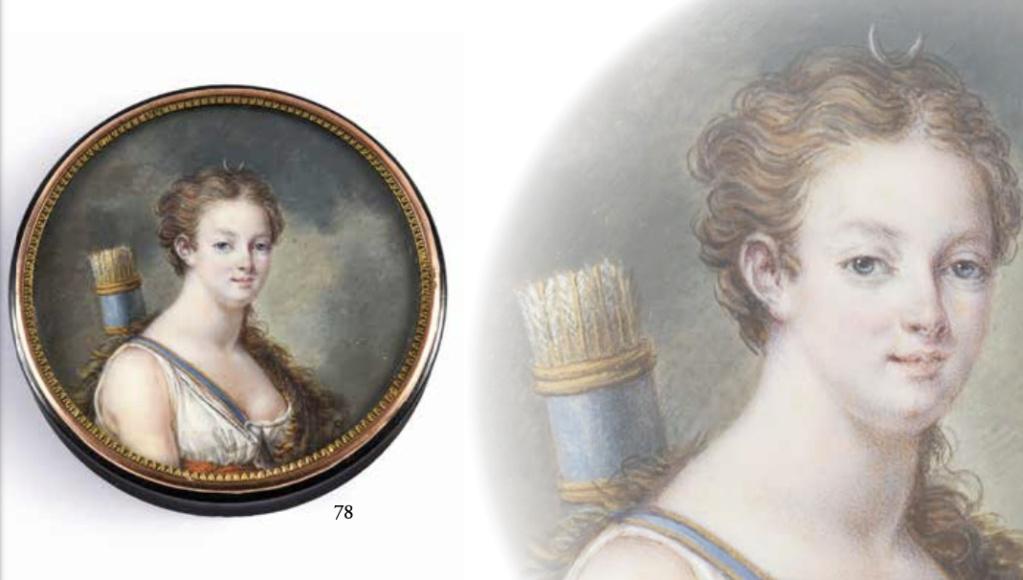 Marie-Antoinette et la famille royale : la collection d'Alain Bancel - Page 3 Marie_27