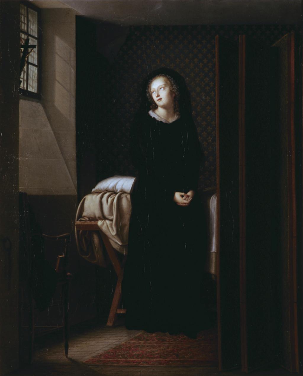 Portraits de Marie-Antoinette dans les prisons du Temple et de la Conciergerie - Page 4 Marie_40