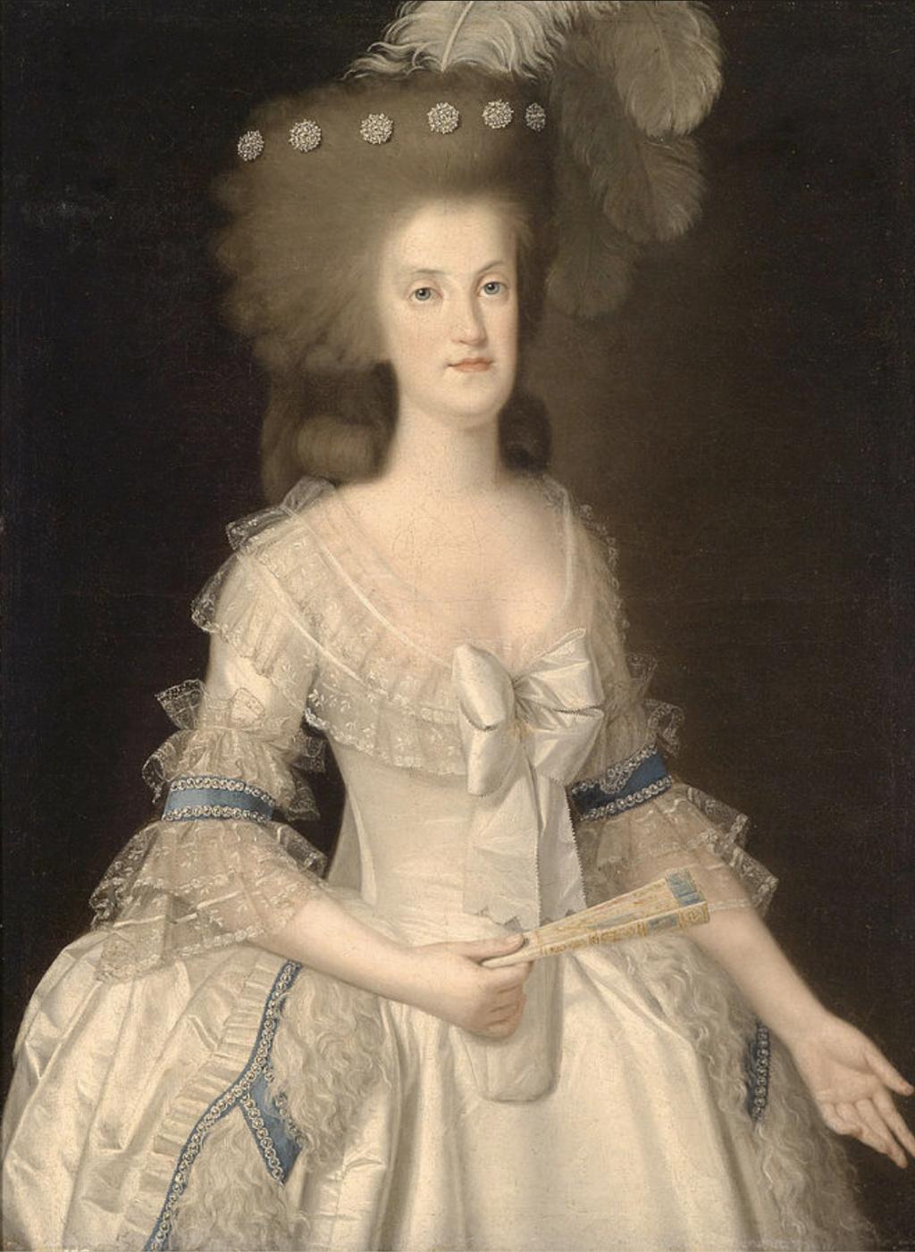 Portraits de Marie Caroline d'Autriche, reine de Naples et de Sicile - Page 4 Marie_42