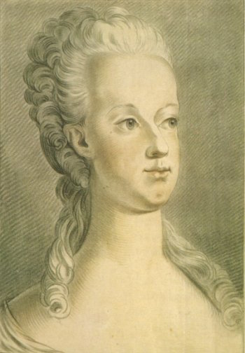 Portraits de Marie-Antoinette : les gravures, estampes, mezzotintes, aquatintes etc.  - Page 3 Marie_64