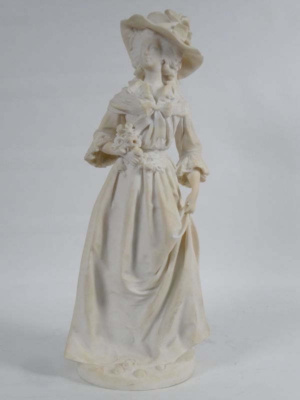 Marie-Antoinette par Jacques Boéro, statues et statuettes Marie_66